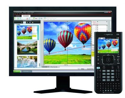 Texas Instruments TI-Nspire CX CAS Colour Calculator