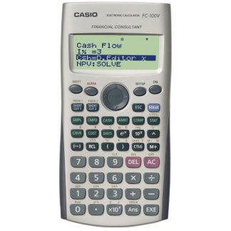 Casio Financial Calculators