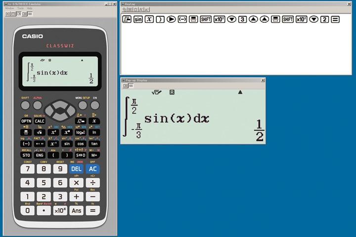 Casio ClassWiz Emulator - 1 year - 10 Users